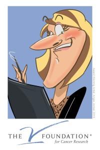 Angie Jordan Cartoon