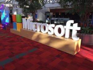 Microsoft Atlanta conference 2015