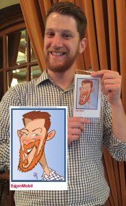Angie Jordan Digital Caricatures